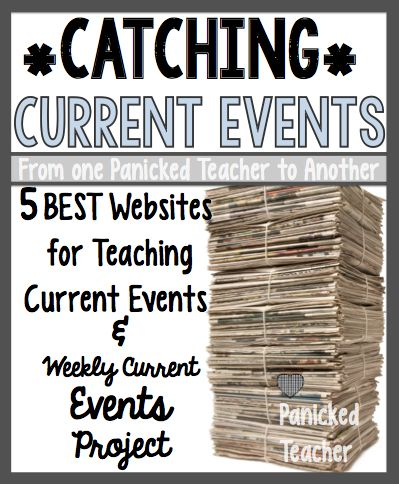 5 Websites for students to print out articles on Current Events! Excellent articles that students find relevant.  <FREE> template for students to use to organize their ideas!