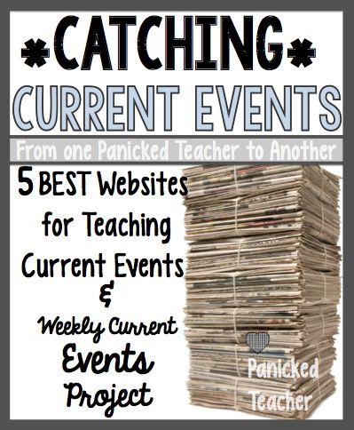 Current events paper
