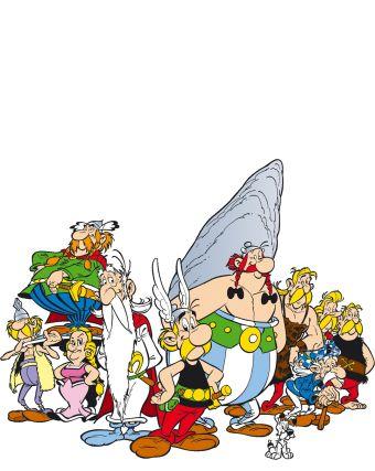 Astérix - Astérix de A à Z - Les personnages - Panoramix