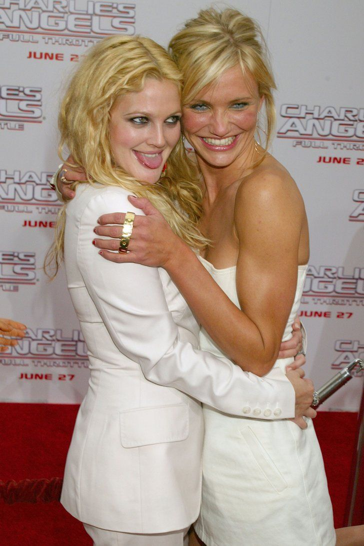 Cameron Diaz and Drew Barrymore Have Been Friends Longer Than Most Stars Have Been Married
