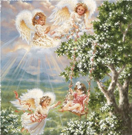 baby cherub angels photos | Glitter Baby Angel Images, Graphics, Comments and Pictures - Orkut ...