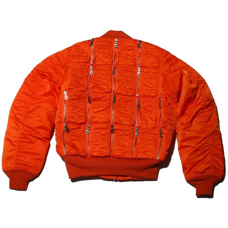 PHENOMENON Loop MA-1 jacket
