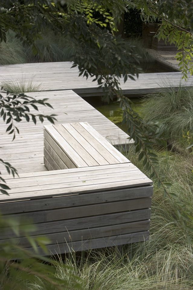 25 best landscape timber edging ideas on pinterest for Landscape timber bench