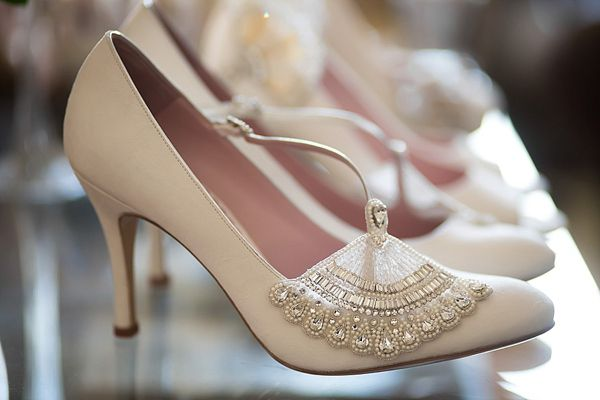 The Best of Young British Bride Designers ~ Emmy Shoes, Belle & Bunty and Maids To Measure