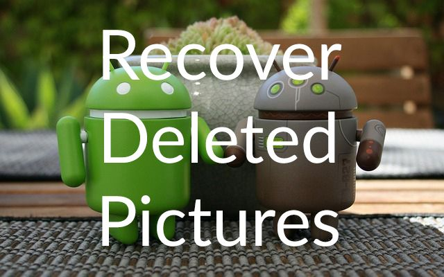 The simple guide, how to recover deleted pictures from your Android smartphone and tablet. If you deleted pictures and want to recover, follow this guide.  #android #pictures #google #linux