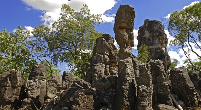 Lost City, Litchfield National Park