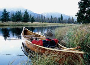 orvis cedar canoeBeach Hiking, Mountain Lakes, Cedar Canoes, Canoes Fish, Fly Fish, Adventure Europe, Orvis Cedar, Europe Architecture, Places