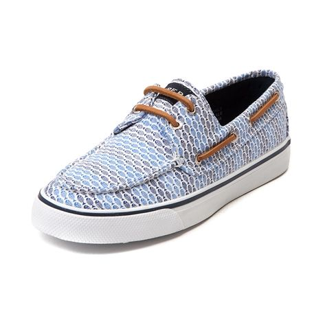 Shop for Womens Sperry Top-Sider Bahama Boat Shoe in Blue White at Journeys  Shoes