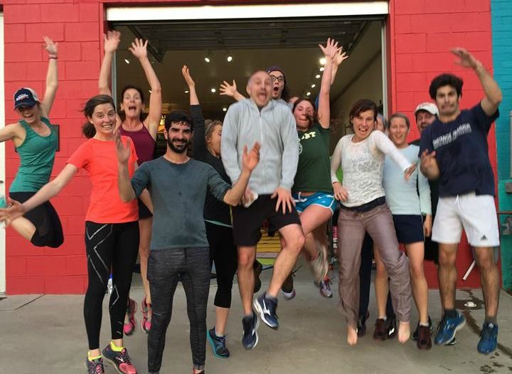 The Asheville Running Company: Far More than Just a Store: Fostering community with fitness classes, group runs, and free beer