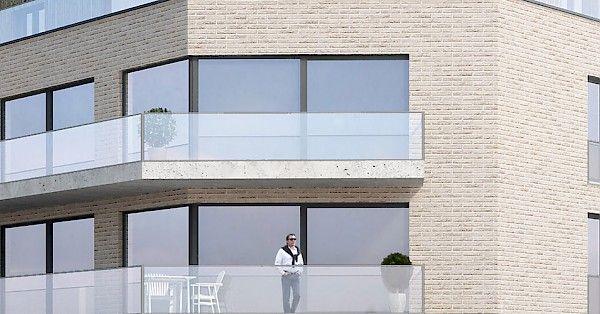 MOUSCRON. In het centrum van Moeskroen biedt Groep Huyzentruyt 13 moderne appartementen aan met alle hedendaagse comfort. Deze locatie is ideaal voor wie in de stad met veel groen nabij maar toch in een groene buurt wil wonen. Het appartementsgebouw beschikt over een eigen privatieve tuin en is nabij Le Parc de Mouscron, een prachtig park, gelegen. De appartementen verrassen u met hun architectuur en vormgeving.