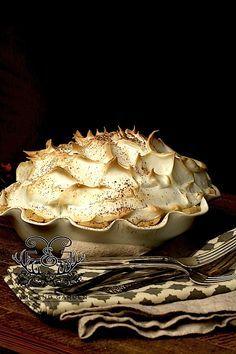 Grandmama's Chocolate Meringue Pie