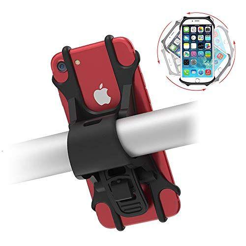 Support De Téléphone Pour Vélo Montage Support De Guidon Smartphone Mobile