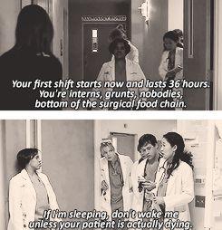 Grey's Anatomy ...