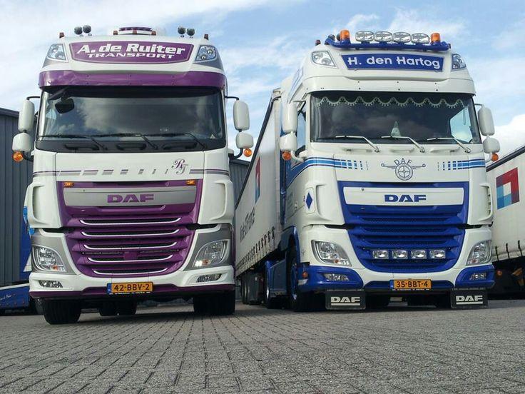 A. De Ruiter & H. Den Hartog