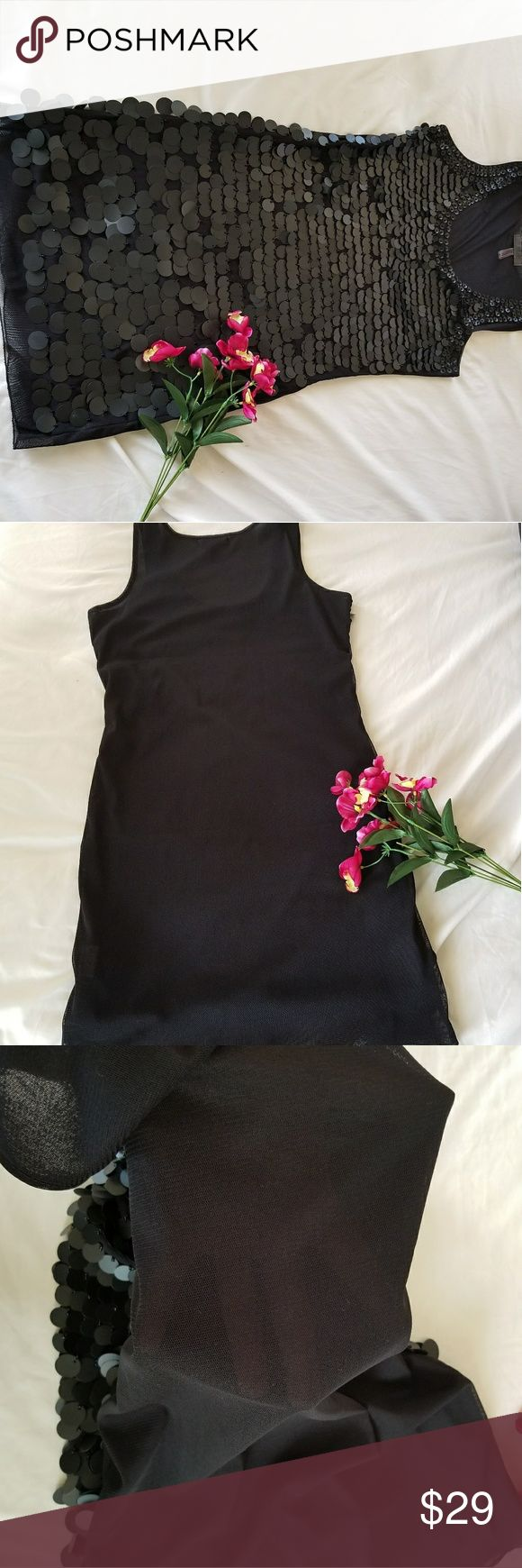Black sexy seethru lentens dress. This sexy see thru dress is a Medium size. Nice for a night out for a wild girl who love adventure and is not afraid to step out with her sexappeal. Dresses Mini