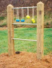 Ladder Golf Pictures (Variations) | Idea for permanent ladder ball