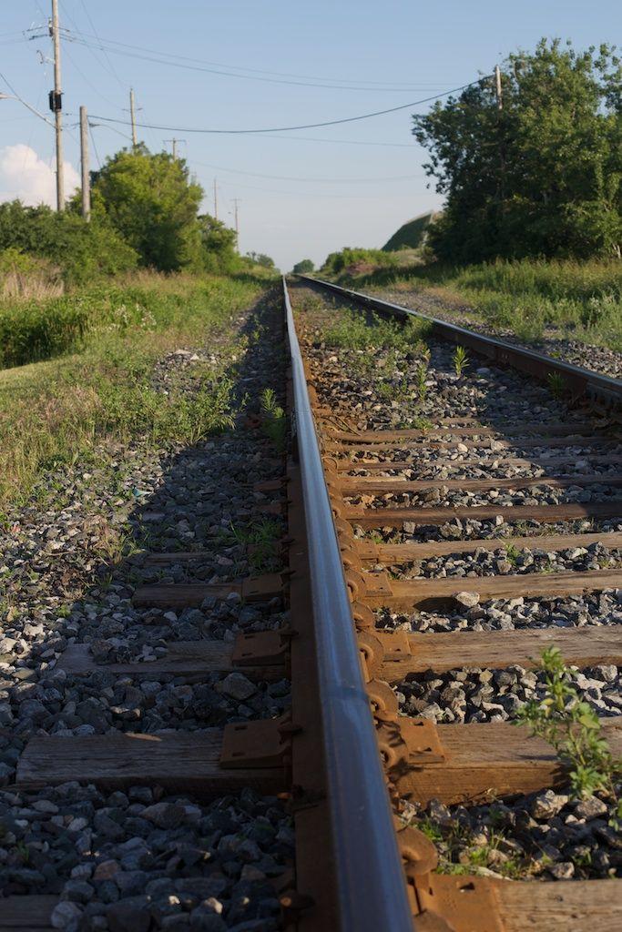 Look 3 railway tracks