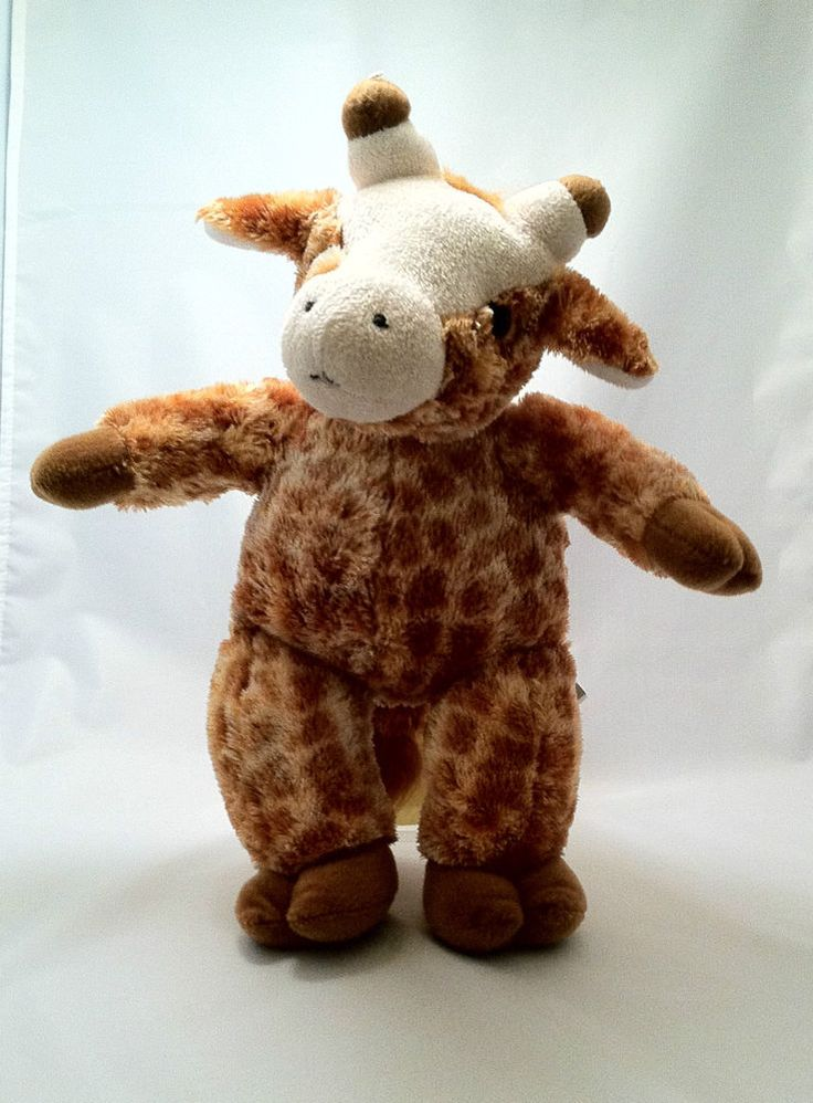 17 Best Images About Special Stuffed Animals On Pinterest