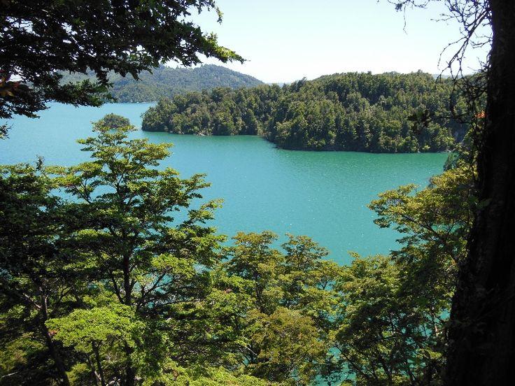 Isla Cui cui / Patagonia / Chile