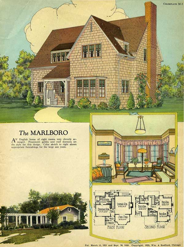 17 best images about kit homes on pinterest house plans for 1925 bungalow floor plan