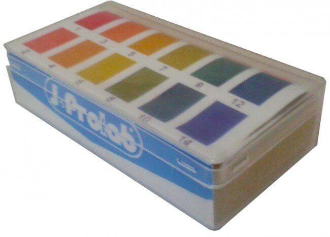 Papel Indicador de pH - 200 unidades (M603) - Canal Agrícola