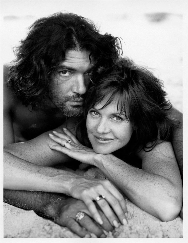 Antonio Banderas & Melanie Griffith ~ Really Surprised These 2 Are Still A Couple...Guess You Never Know!!