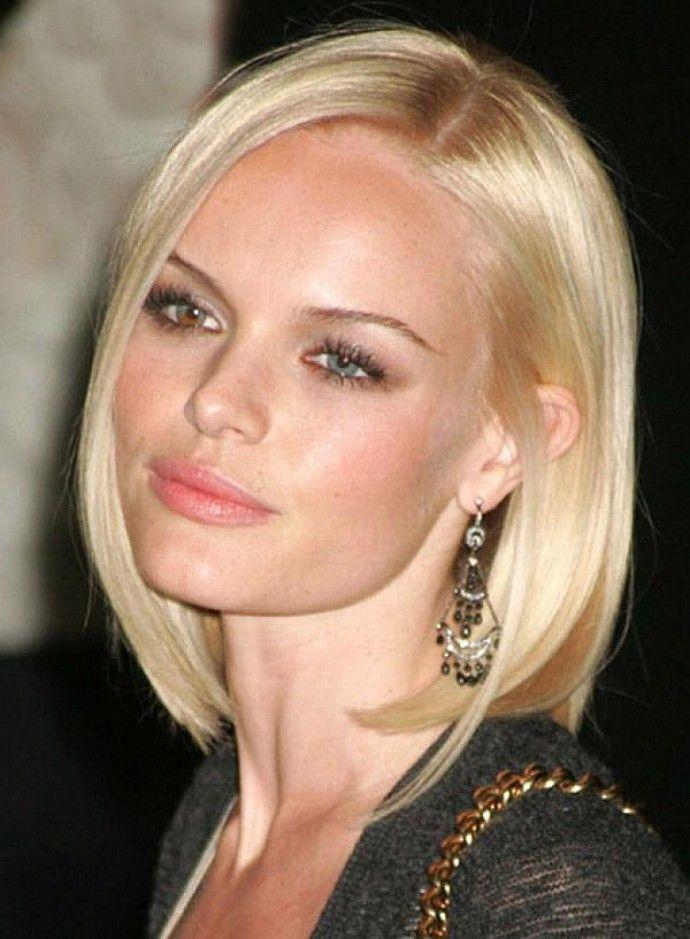 Fabulous 1000 Ideas About Medium Length Blonde Hairstyles On Pinterest Short Hairstyles Gunalazisus
