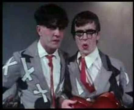 Split Enz - I See Red    New Zealand band who were extremely popular in NZ, Australia and Canada