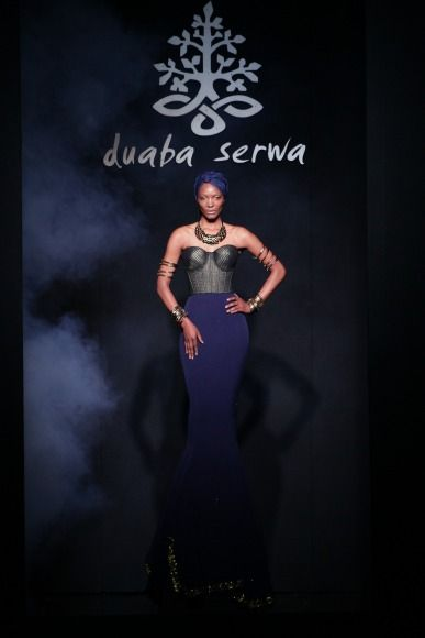 MBFW AFRICA 2013 - Duaba Serwa. Credit: SDR Photo