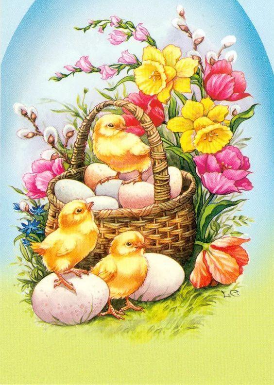 69 Best P 229 Skbilder Images On Pinterest Easter Easter