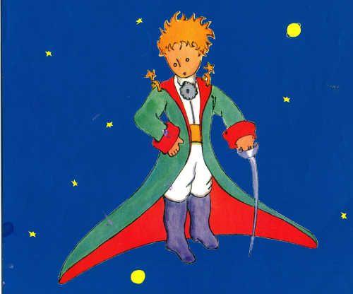 Disegno del piccolo principe