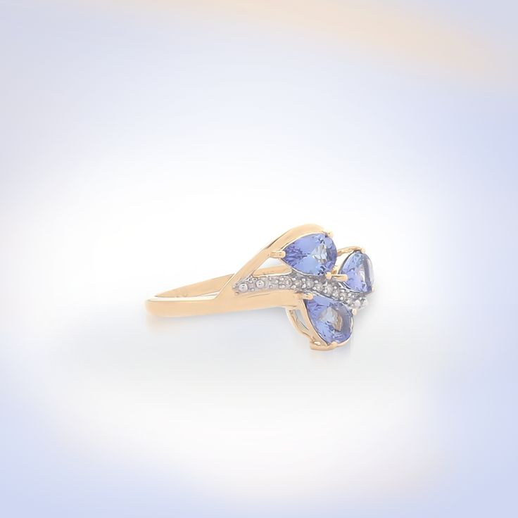 Tanzanite Ring | Gemporia India