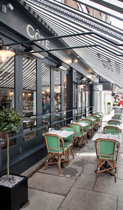 Cote Brasserie, (St Christopher's Place)