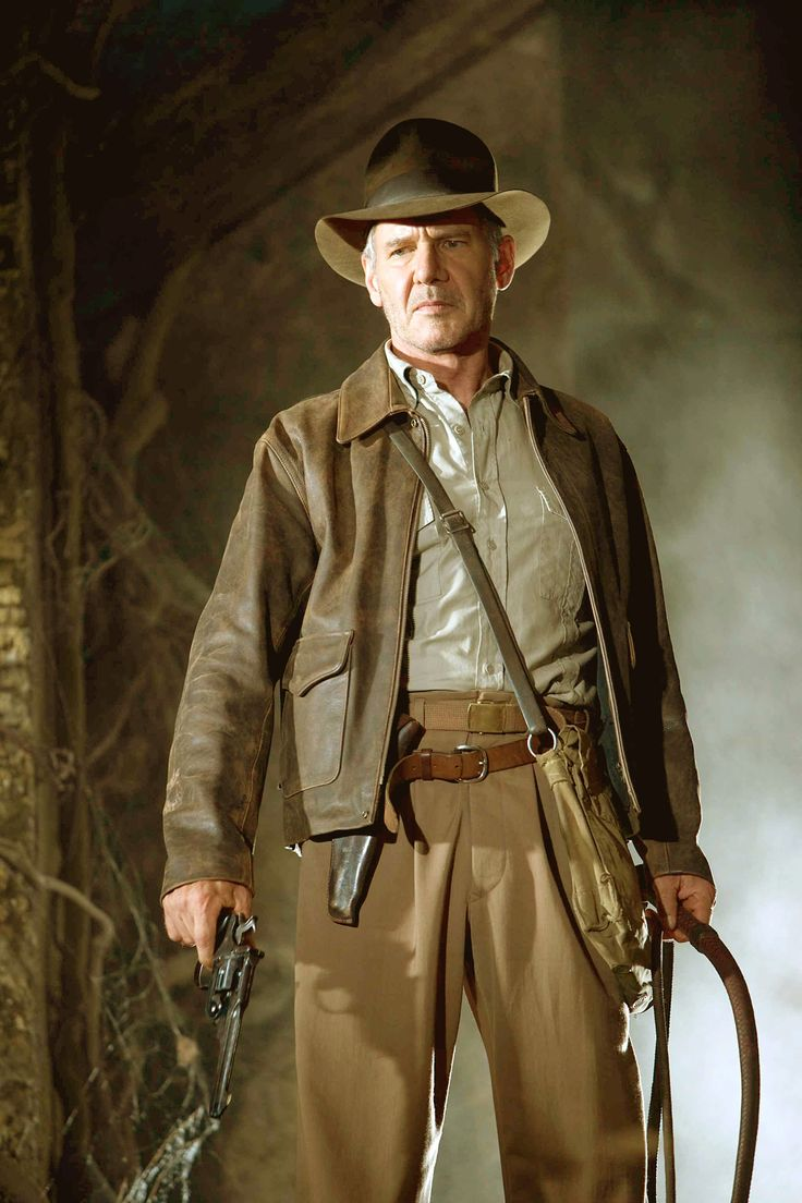 Indiana Jones                                                                                                                                                                                 More
