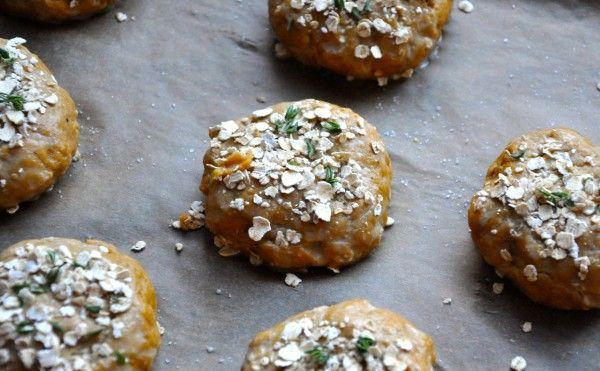 savory molasses biscuits | yum yum | Pinterest