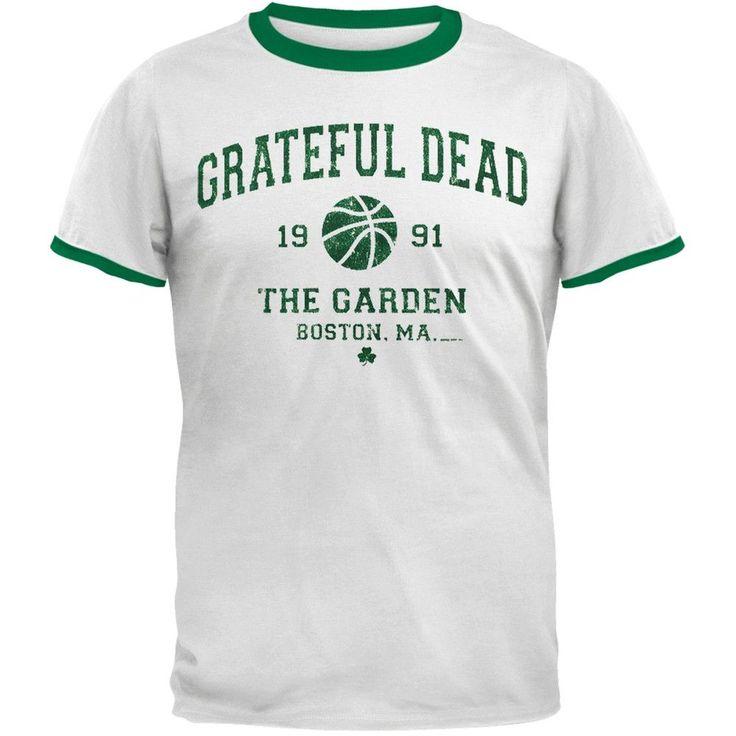Grateful Dead - Boston Garden Ringer T-Shirt