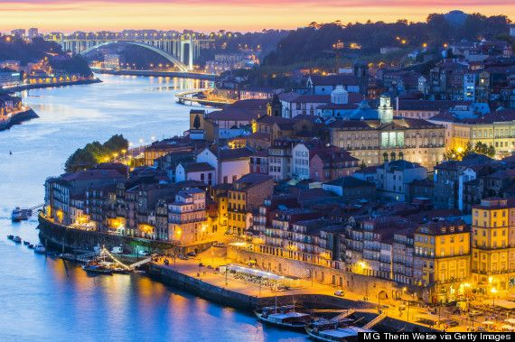 Porto, Portugal is an Overlooked European City You Must Visit In Your Lifetime - via Huffington Post 18.03.2014 | The history of Porto dates back to Roman times, and today it's a colorful, romantic port city with rich history and culture. Visitors should check out the city's historic center (also known as the Ribeira district), the Museu de Arte Contemporânea and Casa da Música. Porto is also the birthplace of port wine, so get ready to drink.
