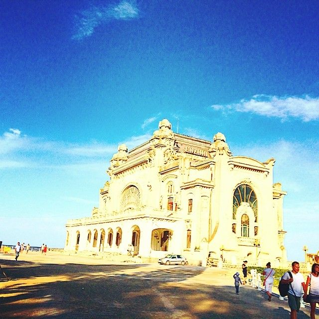 travel agency - www.turistclub.ro  Cazino Constanta. #roundtripromania #travel
