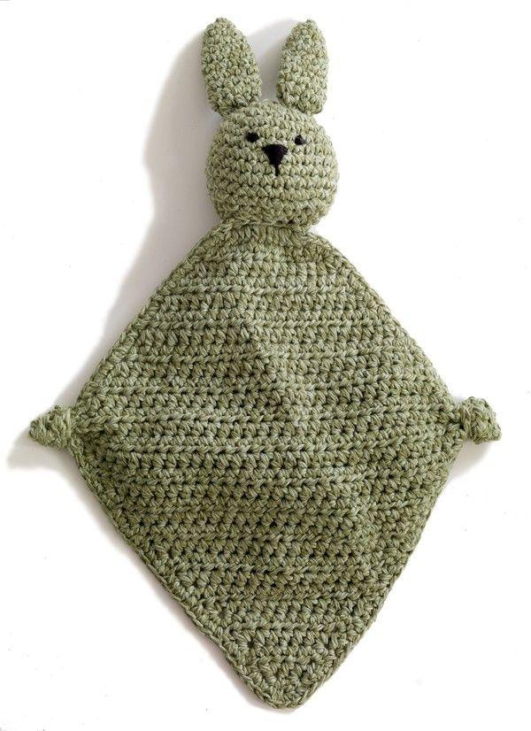 Earth Bunny Blanket Pattern (Crochet)