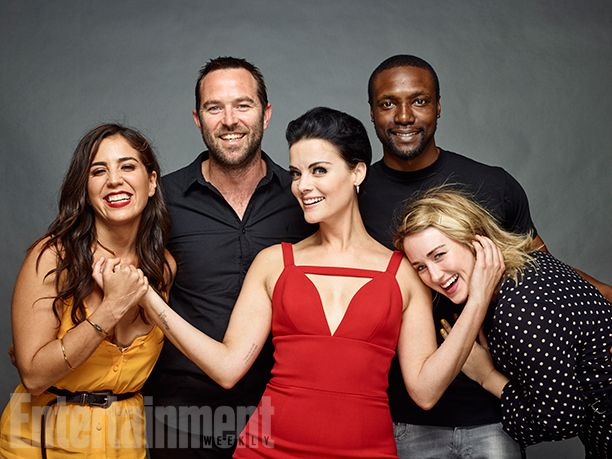 Comic-Con 2016 Star Portraits: Day 3 | Audrey Esparza, Sullivan Stapleton, Jaimie Alexander, Rob Brown, and Ashley Johnson,…