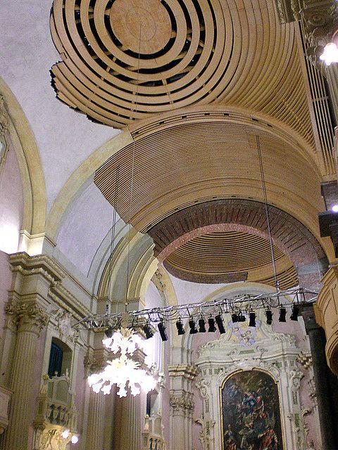 l'Auditorium nell'Ex Oratorio di San Filippo Neri a Bologna