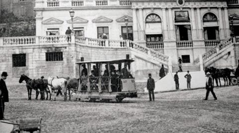 atlı tramvay taksim