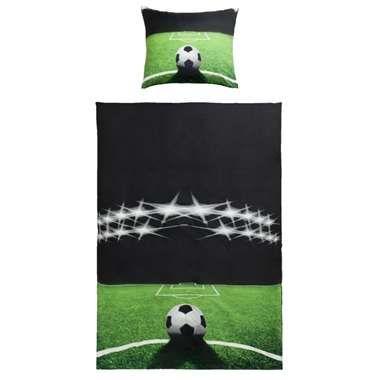 Dekbedset Soccer- 140x200 cm