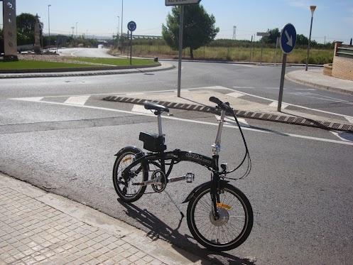 #Folding #electric #bikes,  #bicicletas #electricas #plegables, #Bicicleta #electrica #plegable en color negro, #Folding #Electric #bicycles, #velos #electriques  Más información en http://www.ondabike.es/category/53-bicicletas-electricas.aspx