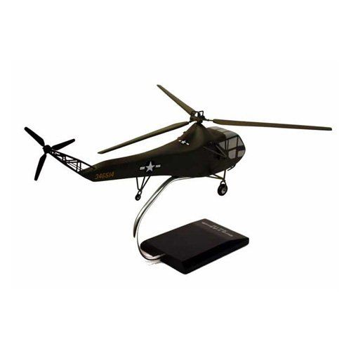 Daron Worldwide Sikorsky Aircraft R-4 Hoverfly Model Airplane - HSR4T