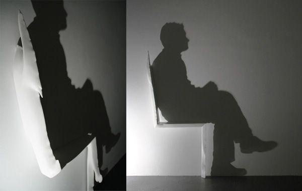 40 Mind-Boggling Shadow Art Illusions [PICS]