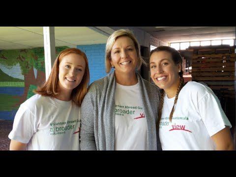 Video Review Gabrielle Ueberroth Guatemala Xela Rehabilitation Therapy Center Program Website:  https://www.abroaderview.org Facebook: https://www.facebook.com/abroad.volunteer Twitter:  https://twitter.com/abroaderview Pinterest:  https://www.pinterest.com/VolunteersABV/