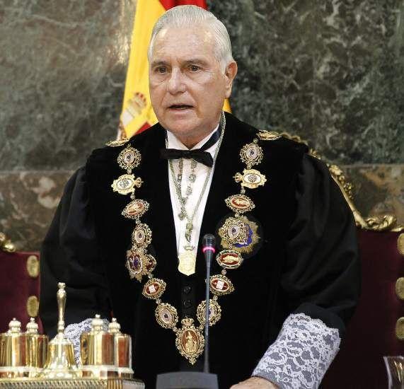 CARLOS DIVAR DIMITE COMO PRESIDENTE DEL PODER JUDICIAL