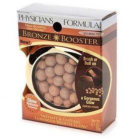 Physicians Formula Bronze Booster Glow Boosting Sun Stones, Light to Medium 7329 New!