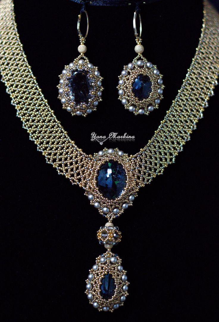 Best bead embroidery jewelry ideas on pinterest diy